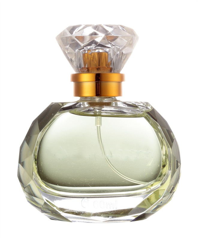 75ml china perfume bottle with glass caps