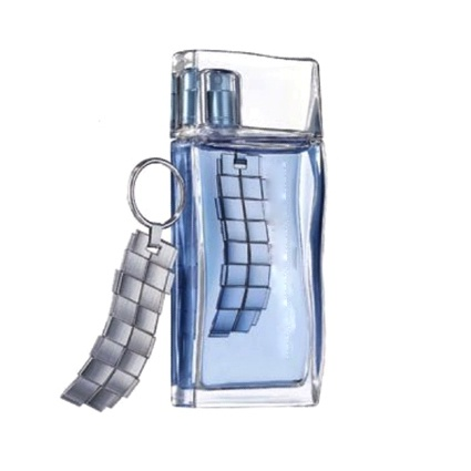 china graceful design glass perfume bottle for man, special perfume bottle