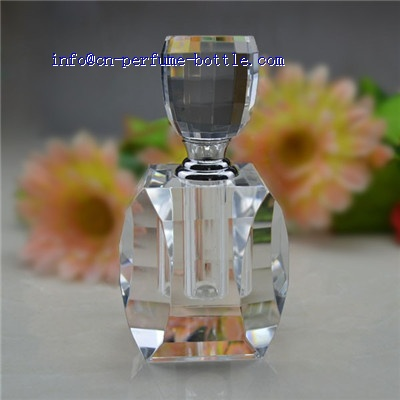 oem customized crystal bottle