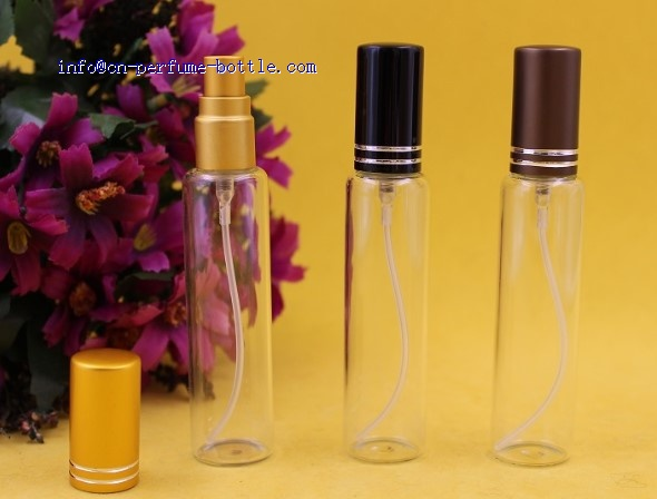 professional glass perfume bottle
