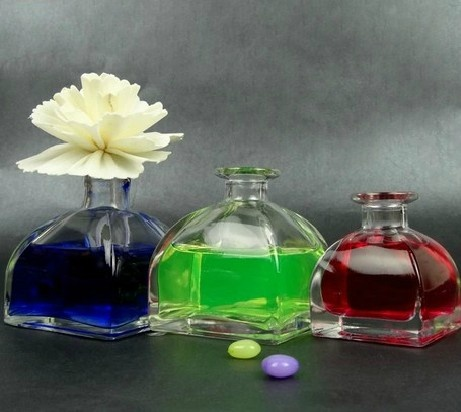 Murano glass aroma bottle