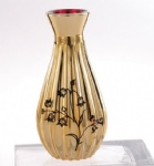 high technological uv design perfume bottle from china with shining color