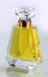 crystal perfume bottle with 50ml from china glass bottle factory
