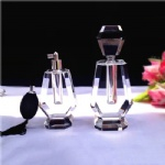 high quality crystal perfume bottles