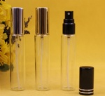 15ml test glass perfume bottle