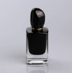 50ml black glass parfum bottles