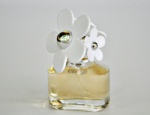 30ml perfume bottle with flower cap